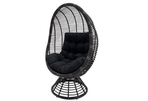 Maui Outdoor Swivel Egg Chair