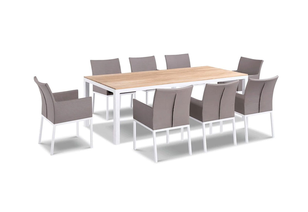 Tuscany 8 Seater Dining Setting