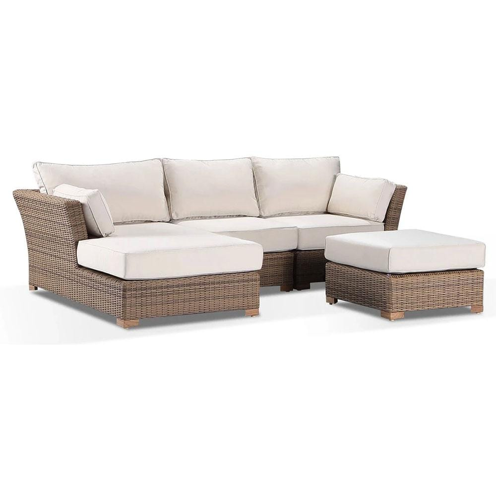 Coco Lounge - Package A -  Modular Outdoor Chaise Lounge
