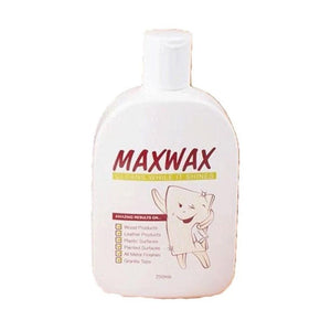 Max Wax all in one cleaner, protector and polish
