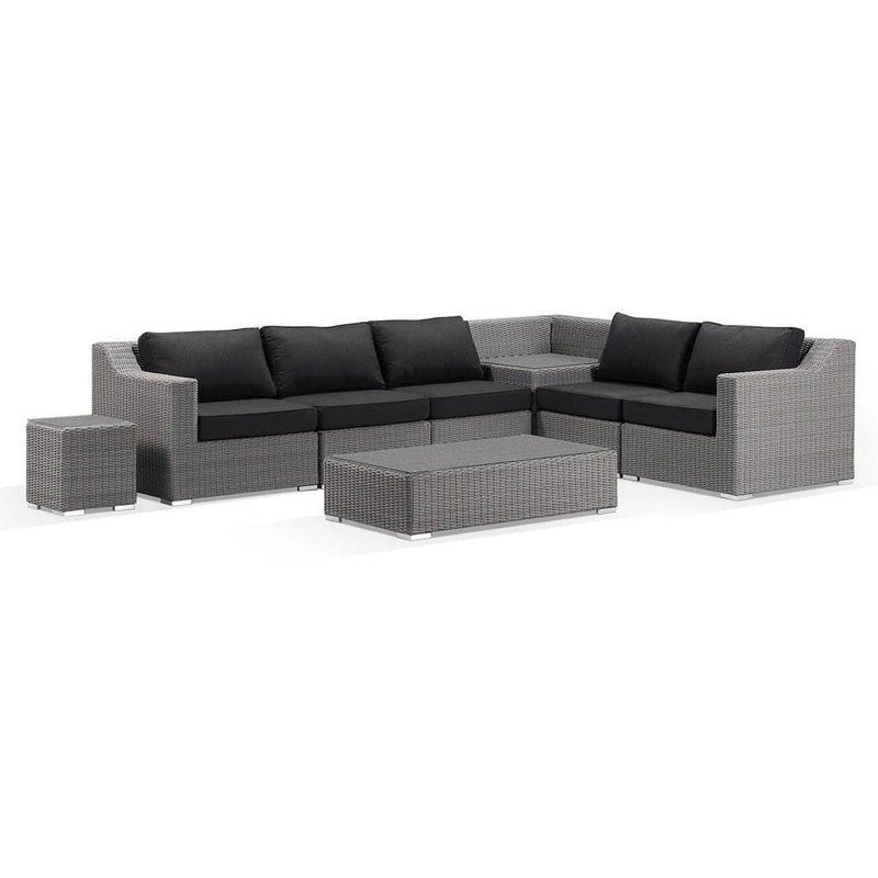 Milano Outdoor Lounge with built in Corner Table - Package J