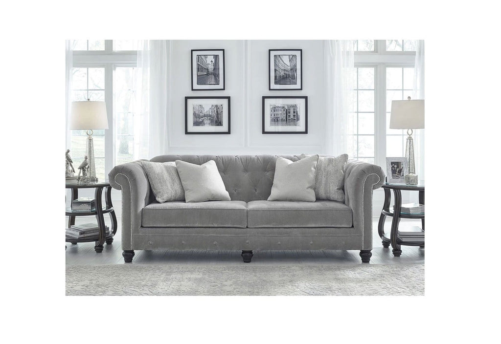 Charlotte 3 Seater Indoor Fabric Lounge