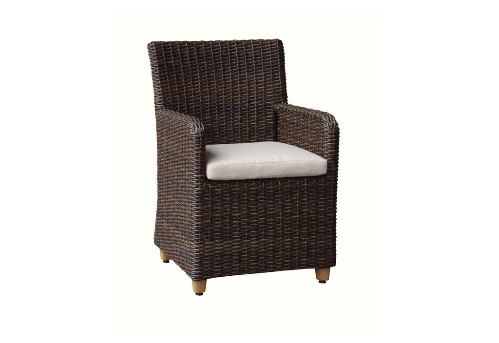 Blue Stone - Outdoor Rattan Wicker Chair