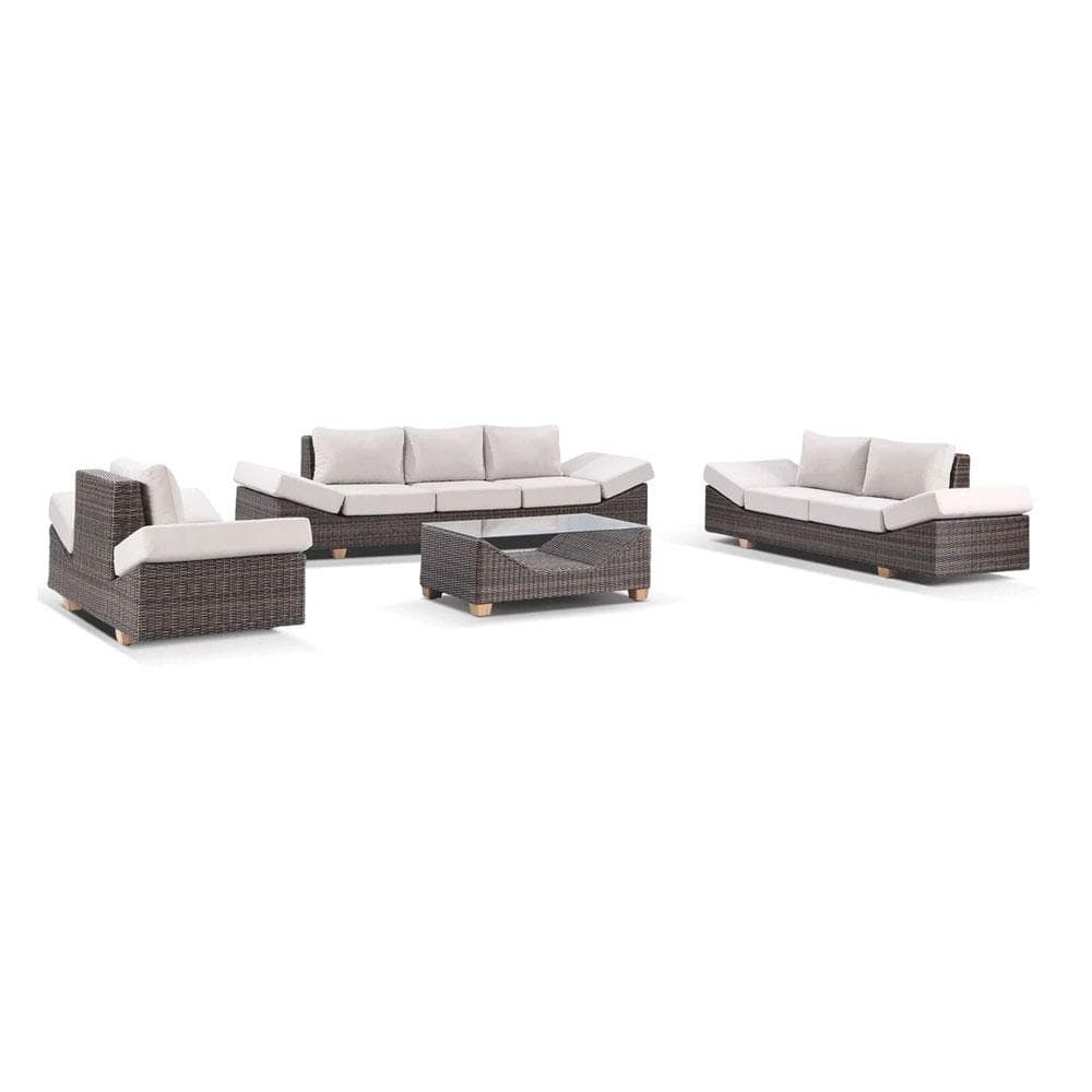 Anantara 4+3+1 - HUGE Luxury Outdoor Sofa Setting