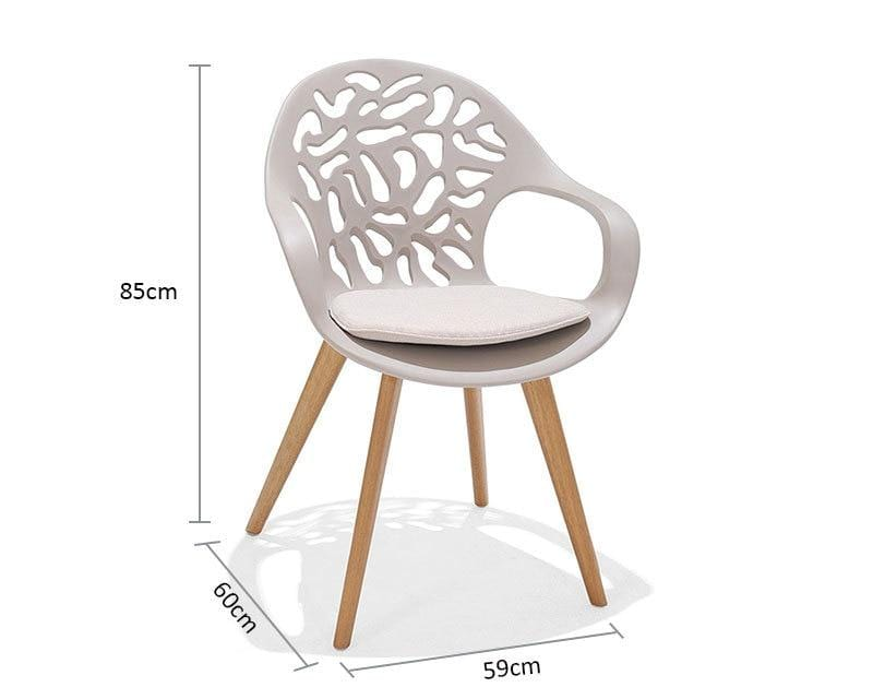Amelia Outdoor Dining Chair