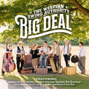 The Western Swing Authority - Big Deal
