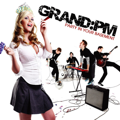 Grand:PM - Party In Your Basement