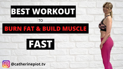 TOTAL BODY WORKOUT TO BURN FAT AND BUILD MUSCLE FAST