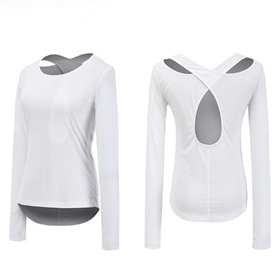 Long Sleeves Top - Just Be Yoo