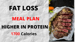 Fat Loss Meal Plan - 1700 Calories