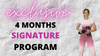 Signature Training and Nutrition Plan - 4 Months Individual Exclusive Program