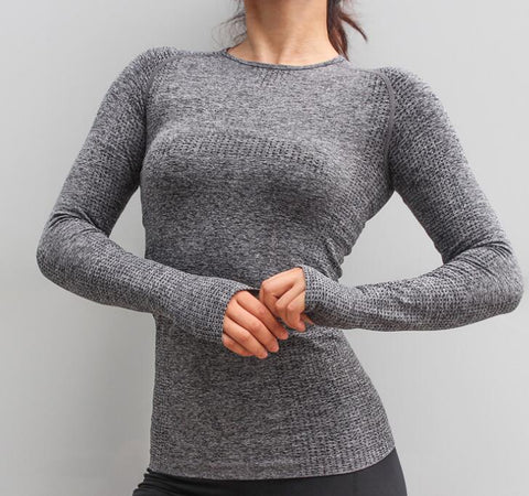 Seamless Top - Just Be Yoo