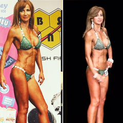 12 - Week Bikini Competition Training