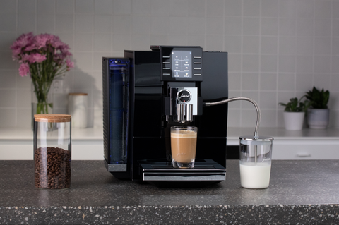 JURA SUPER AUTOMATIC COFFEE MACHINES