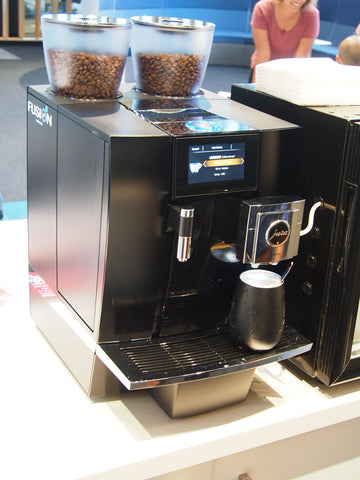 Jura Coffee Machine Fusion Coffee Business