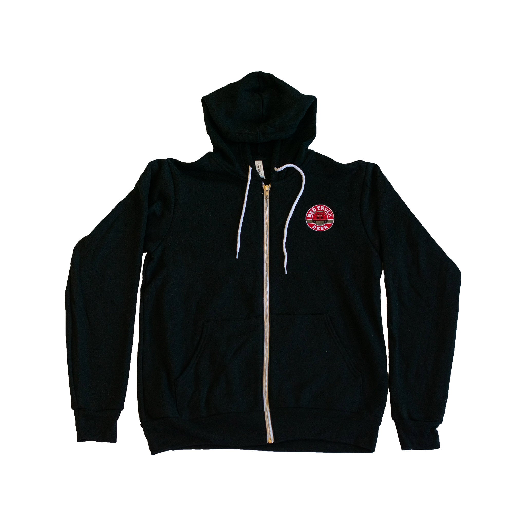 RED TRUCK CLASSIC LOGO HOODIE