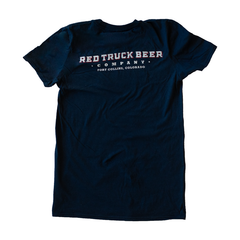 RED TRUCK BEER COMPANY MEN'S T-SHIRT