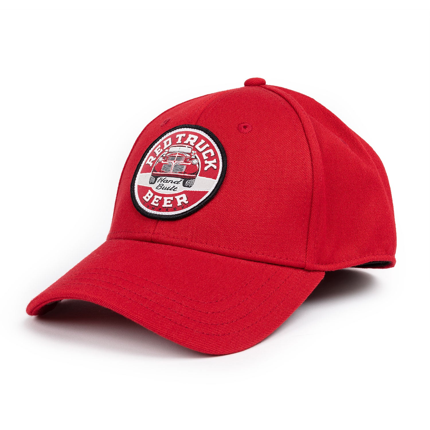 RED TRUCK BASEBALL HAT