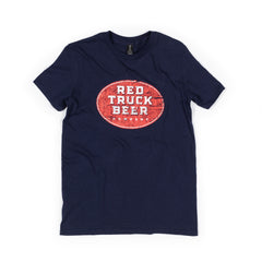 RTBC DISTRESSED LOGO MEN'S T-SHIRT