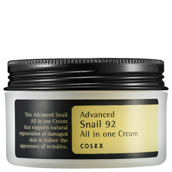 Snail Cream Calms the skin Provides Hydration