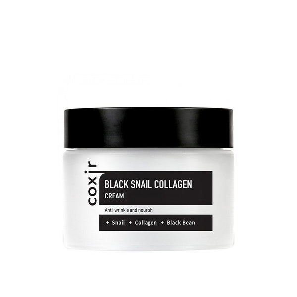 COXIR Black Snail Collagen Cream 50ml