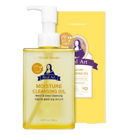 ETUDE HOUSE Real Art Cleansing Oil Moisture (185ml)