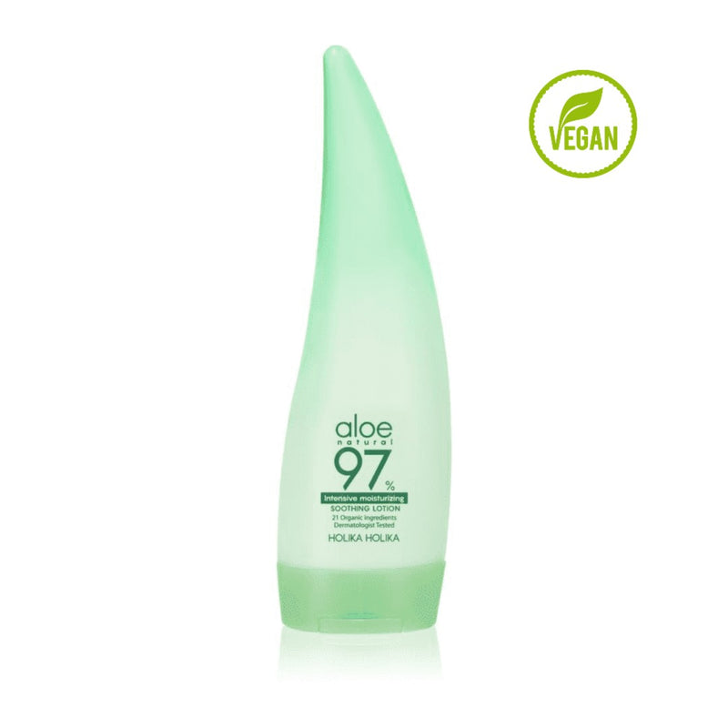 Holika Holika Aloe 97 Moisturizing Lotion Vegan
