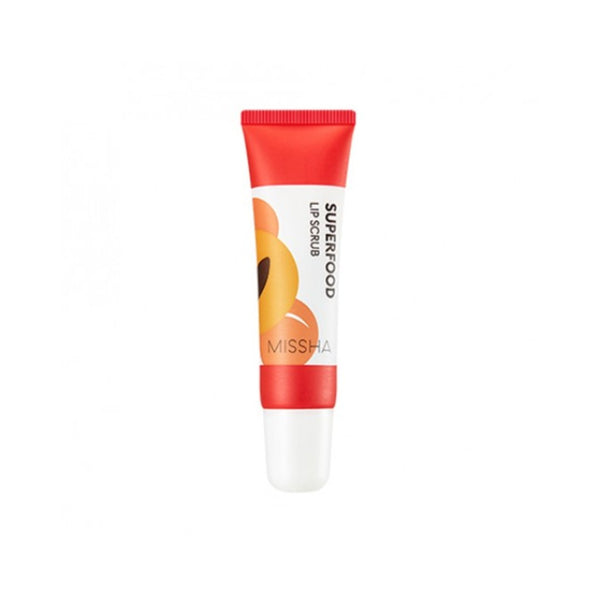 MISSHA Superfood Apricot Seed Lip Scrub