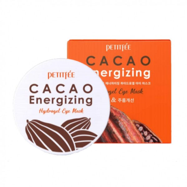 PETITFEE Cacao Energizing Hydrogel Eye mask eye patch
