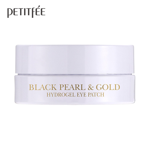 PETITFEE Black Pearl & Gold Hydrogel Eye Patch 1pack (60psc)