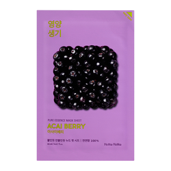 HOLIKA HOLIKA Pure Essence Sheet Mask (Acai Berry)