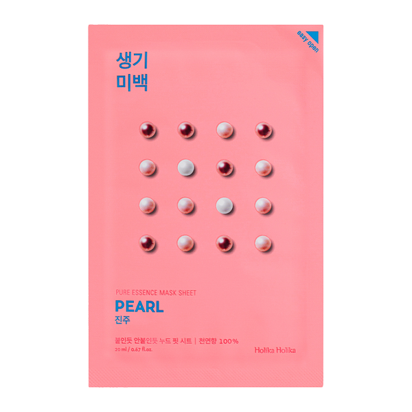 HOLIKA HOLIKA Pure Essence Sheet Mask (Pearl)