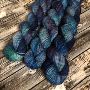 Mockingbird Sock Mini Skein - SAFR Spring 2019