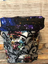 Sock Satchel XL *Custom* - Lace Troopers