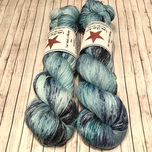 Mockingbird Sock - Fair Winds & Following Seas