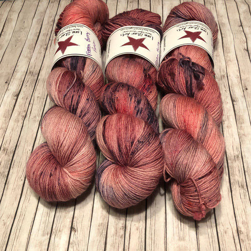 Mockingbird Sock - Frozen Berry Punch