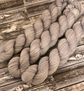 Mockingbird Sock Mini Skein - Slate
