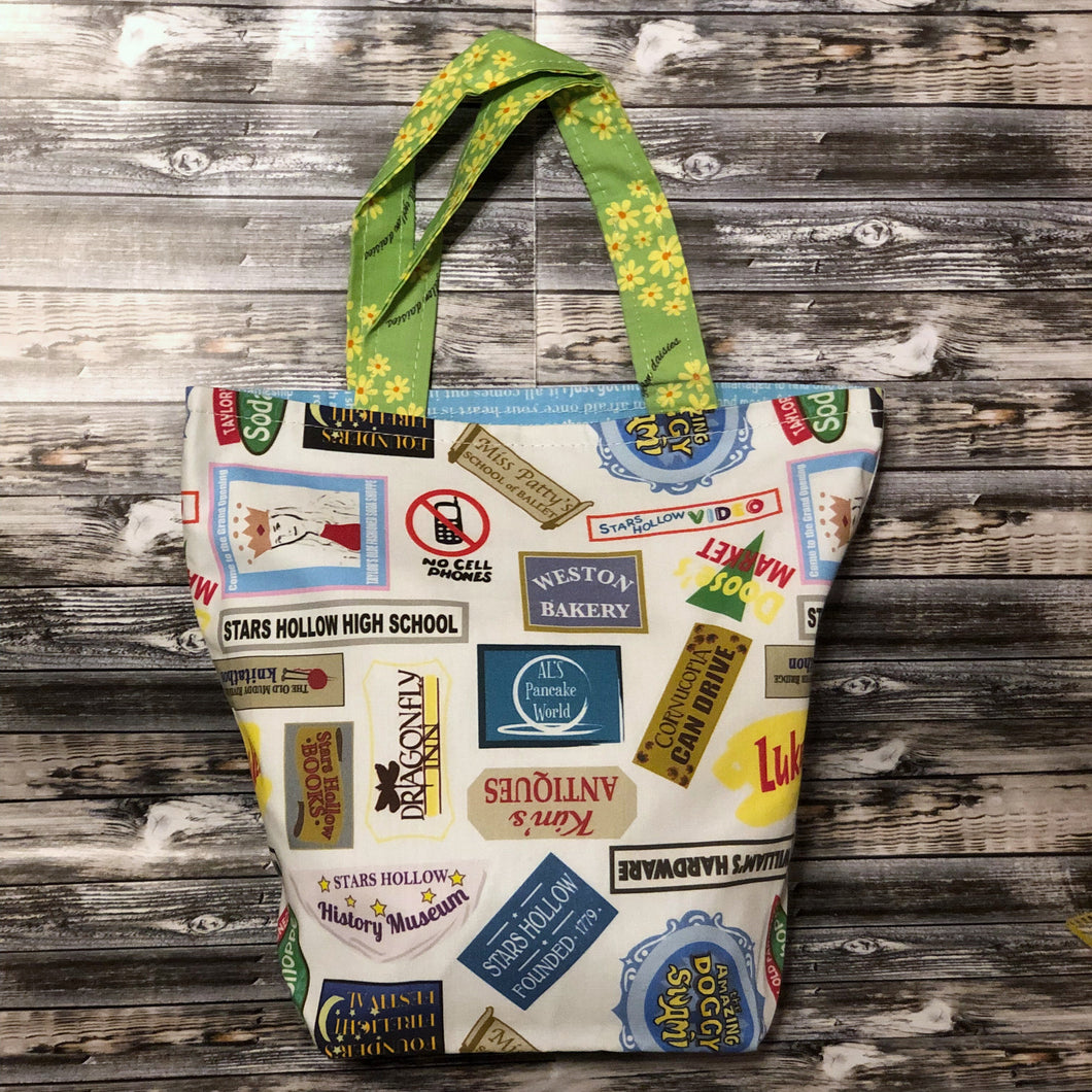 Stars Hollow Project Bags