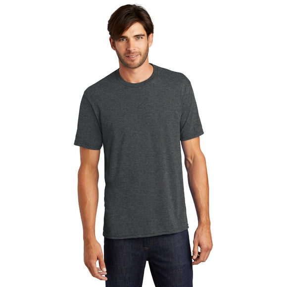 District ® Perfect Tri ® Tee w/ Heat Transfer