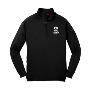 Sport-Tek® Tech Fleece 1/4-Zip Pullover w/ Embroidery