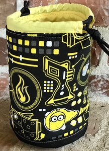 "Medium Drawstring Project Bag - ""Minions"""