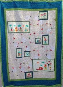 Happy Town Quilt