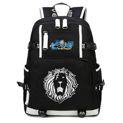 anime The Seven Deadly Sins Backpack