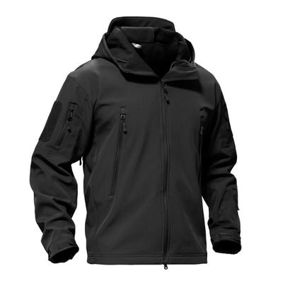 Men's Army Military Tactical Waterproof Softshell Fleece