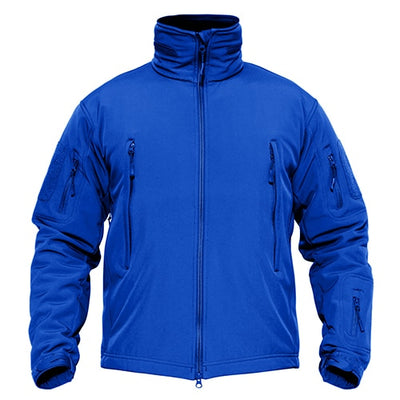 Winter Military Waterproof Windbreaker Fleece Jacket