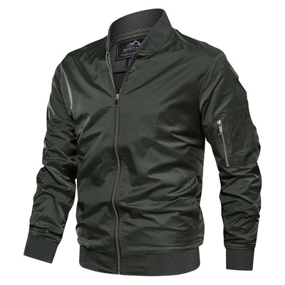 Spring Autumn Lightweight Casual Jacket
