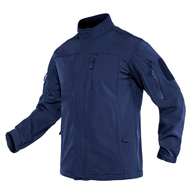Soft shell Tactical Warm Military Waterproof Fleece Jacket