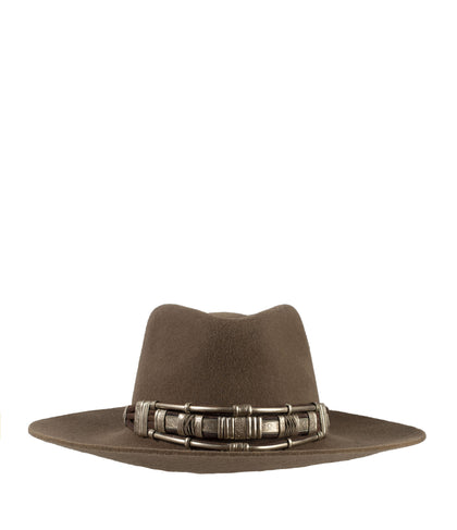 Ochel Hat brown
