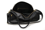 LORETTO DUFFLE BAG BLACK