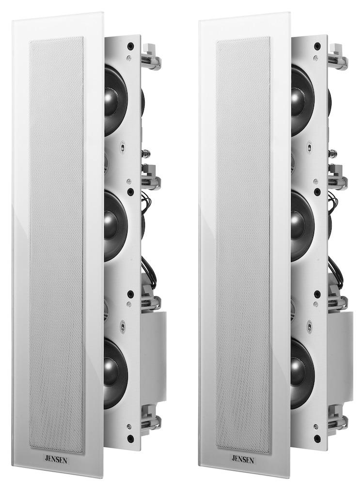 JENSEN® ELITE-303 In-Wall Speakers (Pair)